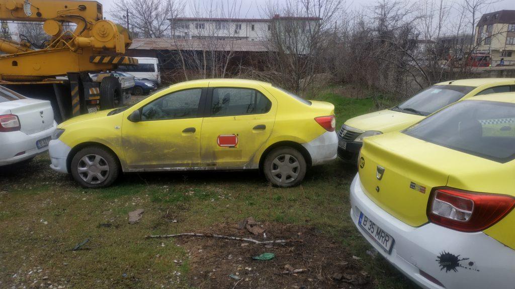 evaluare taxi
