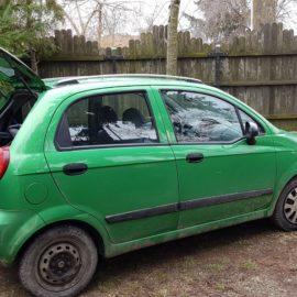 Evaluare autoturism Chevrolet Spark, pentru vanzare, Bucuresti